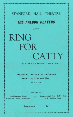 ring for catty